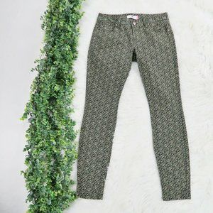 CAbi Style #5083 Ditzy Print Skinny Pants Jeans 4